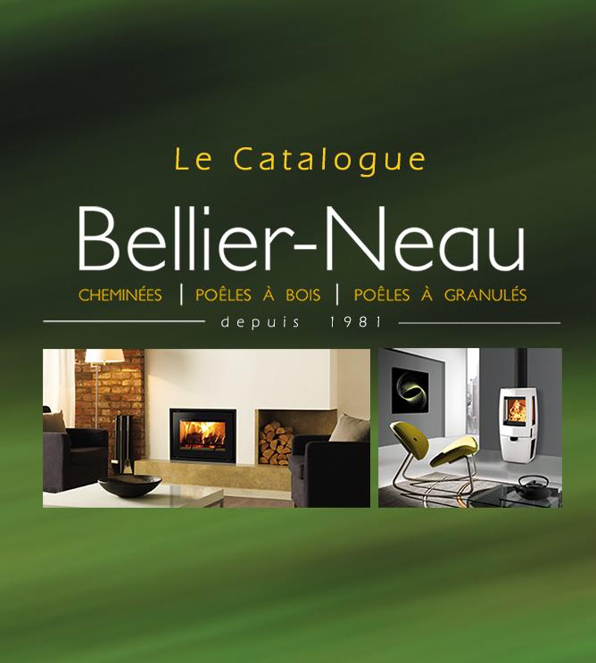 BELLIER NEAU - AVRILLE 85 - POELES ET CHEMINEES