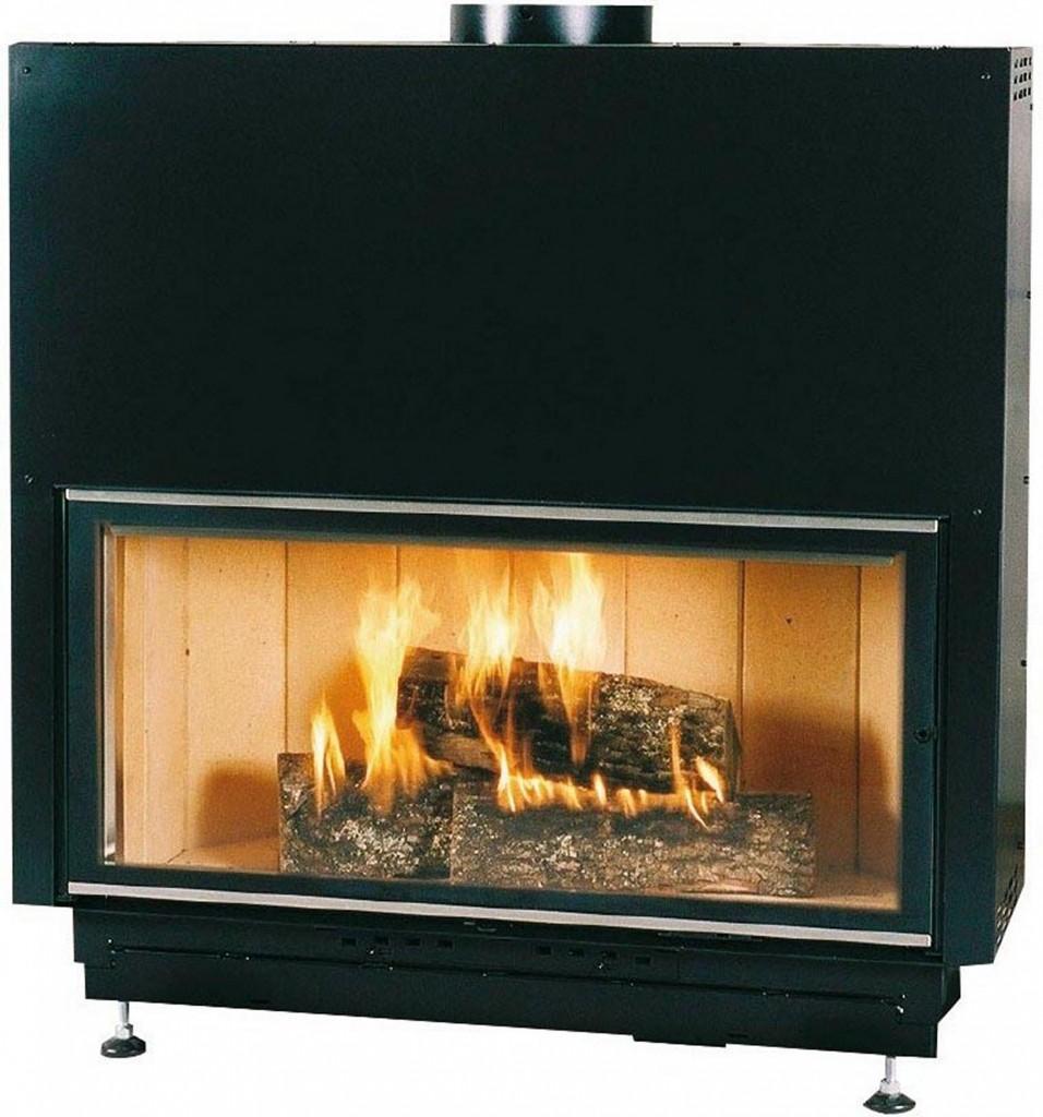 insert design 1350 chemin e et po le vend e 85 bois granul s pellet bellier neau. Black Bedroom Furniture Sets. Home Design Ideas